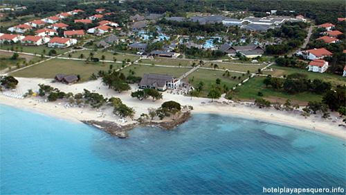 Hotel Playa Pesquero Aereal View